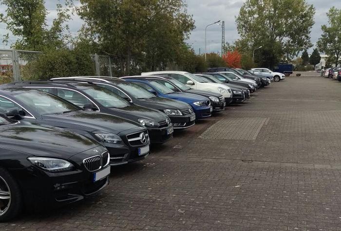 Frankfurt Parkservice Valet Parking