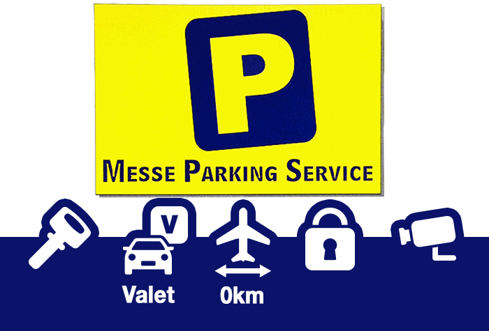 Messe Parking Service Parkplatz Valet