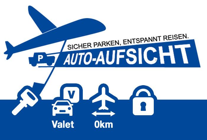 Auto-Aufsicht Parkplatz Frankfurt Valet