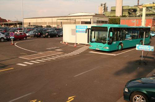 Airparks Parkplatz Griesheim Süd