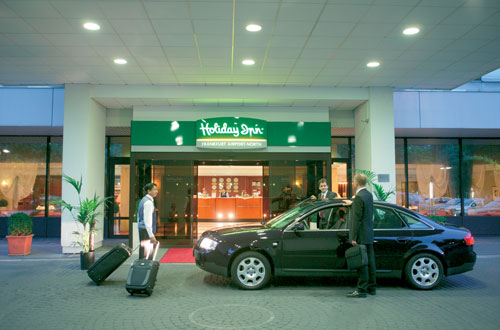 Comfort Airport Valet Parking Parkhalle Frankfurt