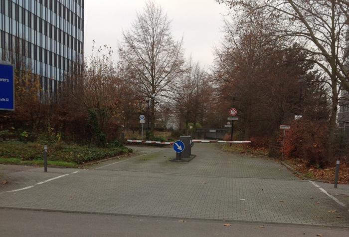 Der Parkplatz Valet Parken Frankfurt
