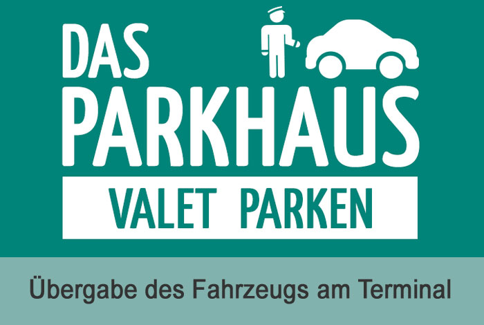 ParkMich Parkhaus Frankfurt Valet