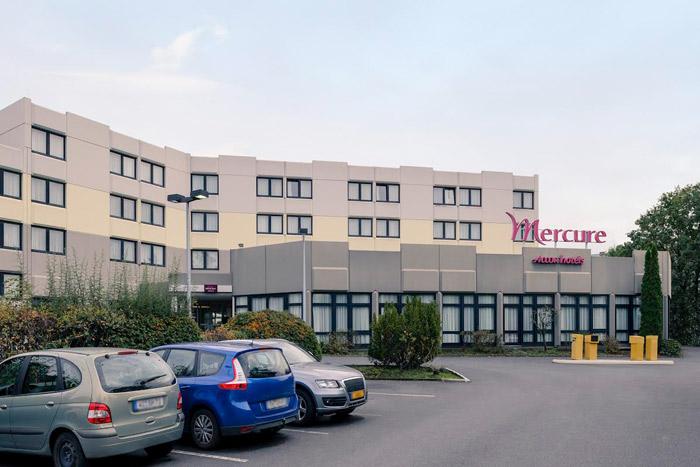 Mercure Hotel Frankfurt Airport Parkplatz