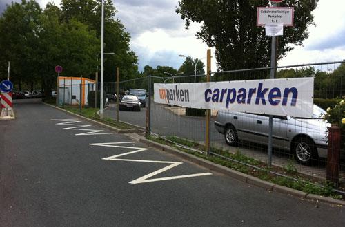myparken Parkplatz Frankfurt