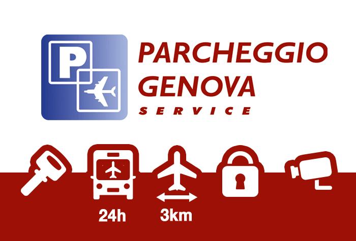 Parcheggio Genova Service Parkplatz Genua