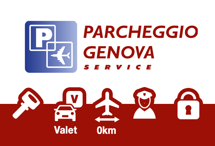 Parcheggio Genova Service Parkplatz Genua Valet