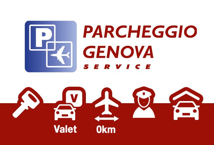 Parcheggio Genova Service Parkhalle Genua Valet