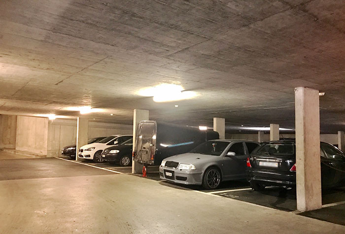 Parking Plus Tiefgarage Genf
