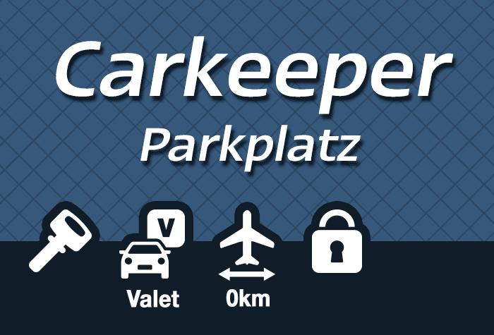 Carkeeper Valet Parken Parkplatz Hamburg