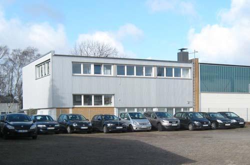 Parkplatz Norderstedt