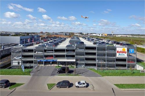 Easy Airport Parking Hamburg - Bestpreis