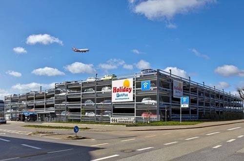 Easy Airport Parking Hamburg Parkeergarage