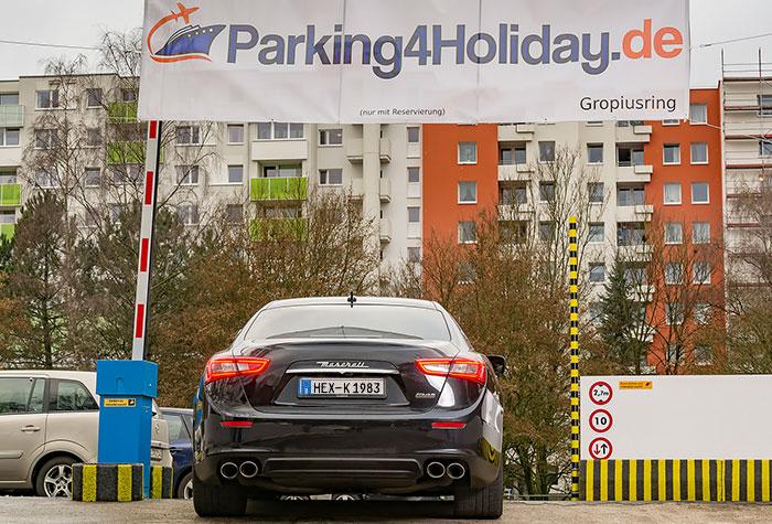 Gropiusring Parkhaus Hamburg