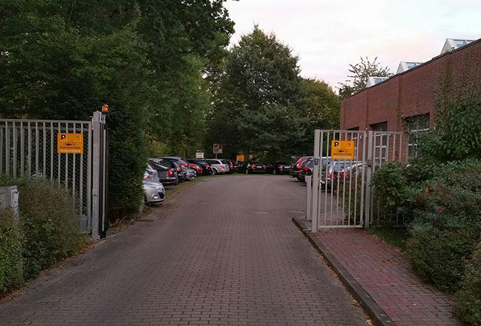 Quick Airport Parking Parkplatz