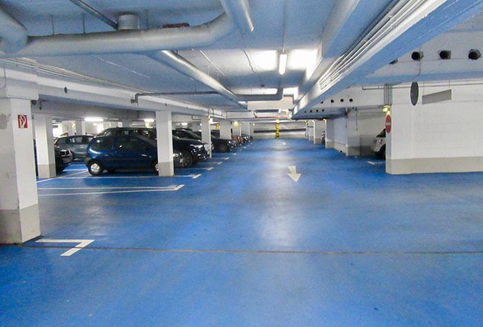RuS Park & Cruise Parkhaus Hamburg Valet