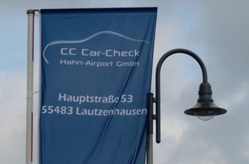 CC Car Check Parkplatz Hahn