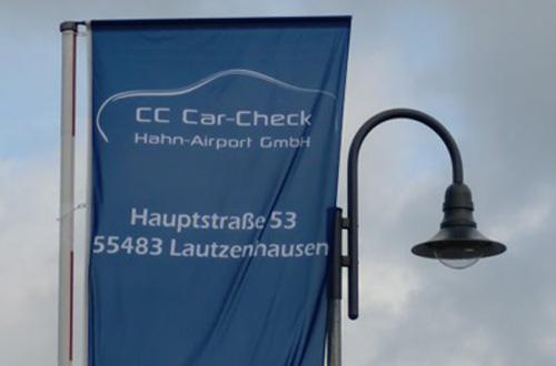 CC Car Check Überdachtes Parken Hahn