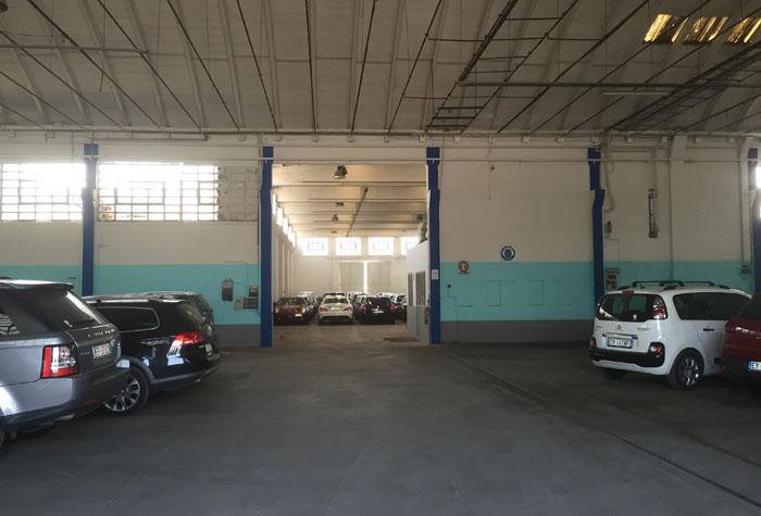 Ciao Parking Orio Bergamo Parkhalle Valet