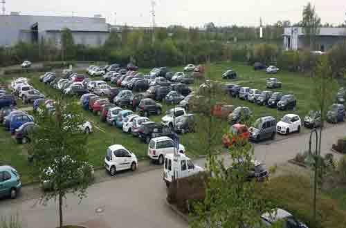 McParking Parkplatz Leipzig