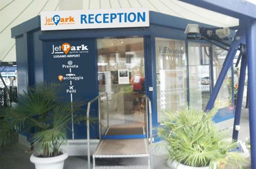 Jet Park Parkplatz Linate