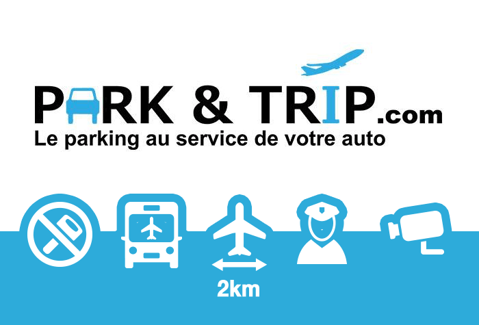 Park & Trip Lyon Premium Parking Parkplatz