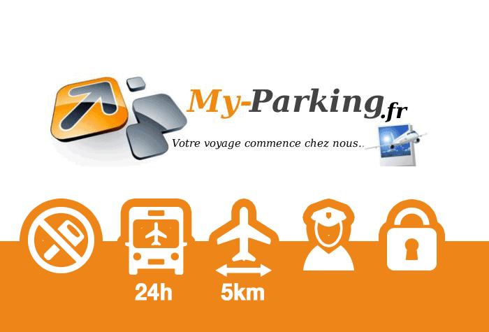 My Parking Lyon Parkplatz Shuttle