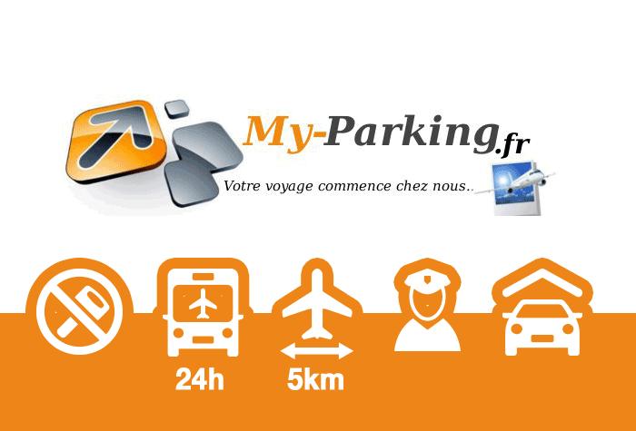 My Parking Lyon Parkhalle Shuttle