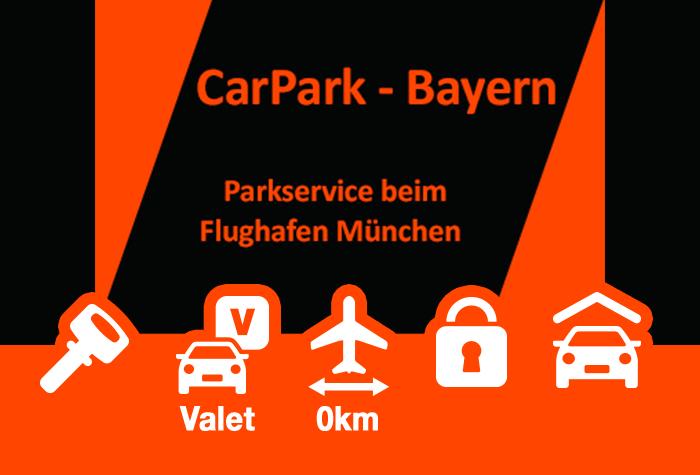 CarPark Bayern Tiefgarage Valet
