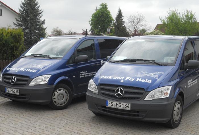 Park & Fly Held-Pretzl Parkplatz München