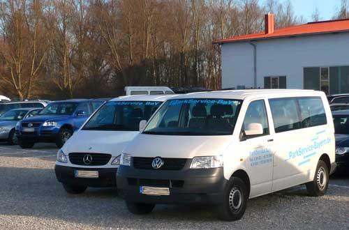 Parkservice Bayern Carports