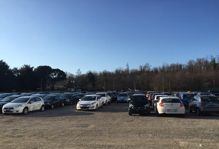 Starparking Malpensa Parkplatz Valet