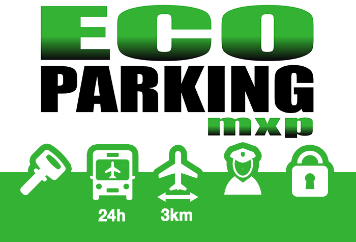 Eco Parking Malpensa Parkplatz
