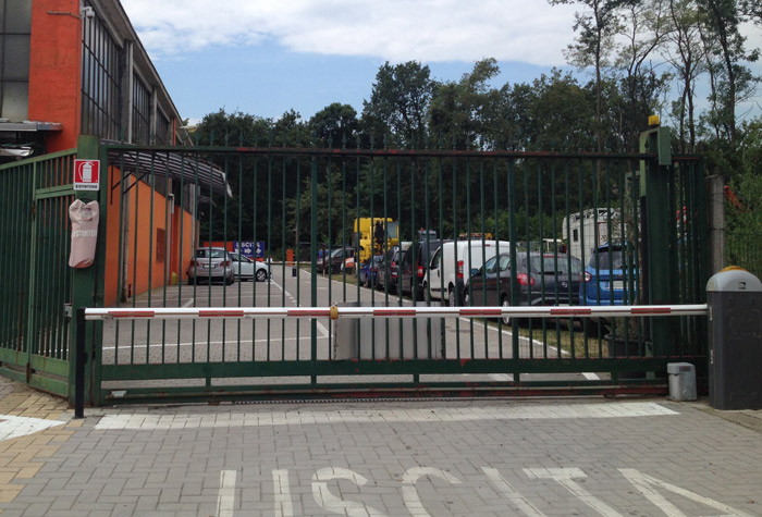 Jet Park Parkplatz Malpensa Valet