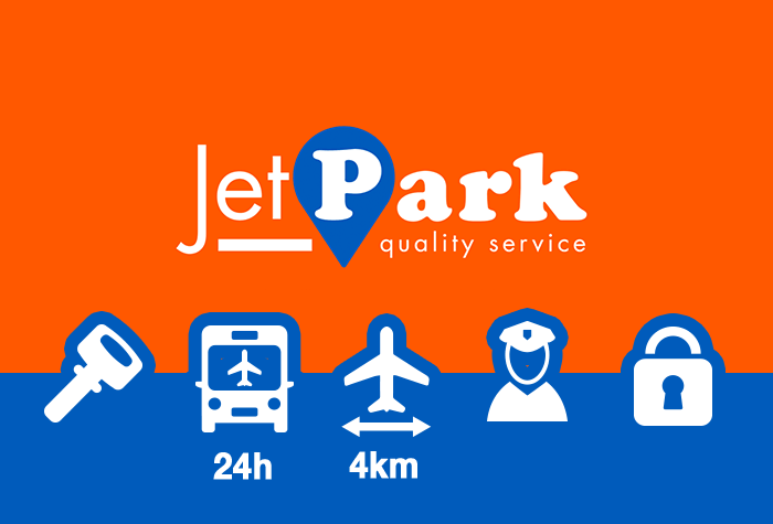 Jet Park Parkplatz Malpensa