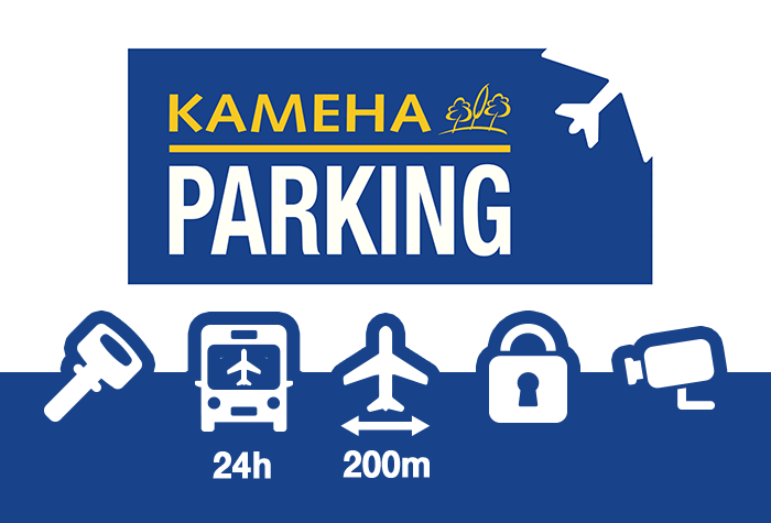 Kameha Parking Parkplatz Malpensa