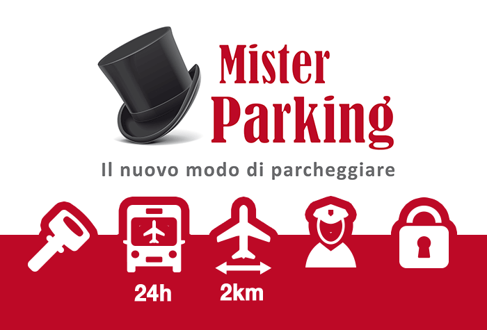 Mister Parking Malpensa Parkplatz