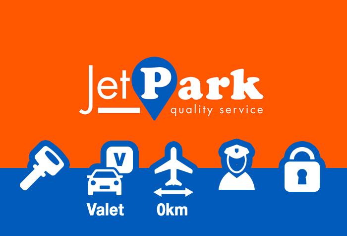 JetPark Parkplatz Malpensa Valet