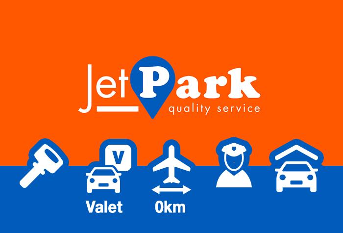 Jet Park Parkhalle Malpensa Valet