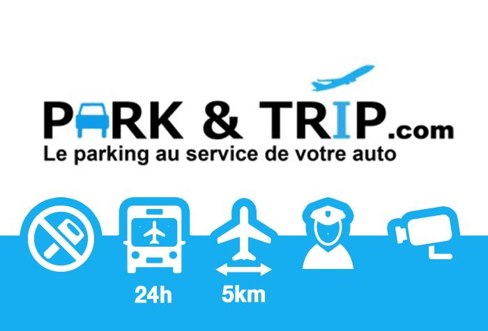 Park & Trip Parkplatz Nizza