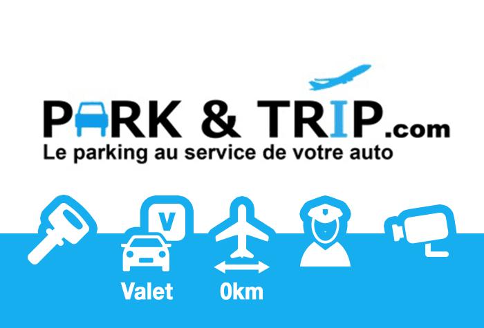 Park & Trip Parkplatz Nizza Valet