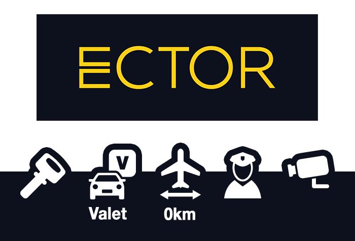 Ector Parkplatz Nizza Valet