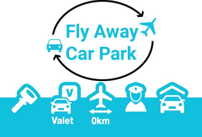 Fly Away Car Park Parkplatz Valet Nizza
