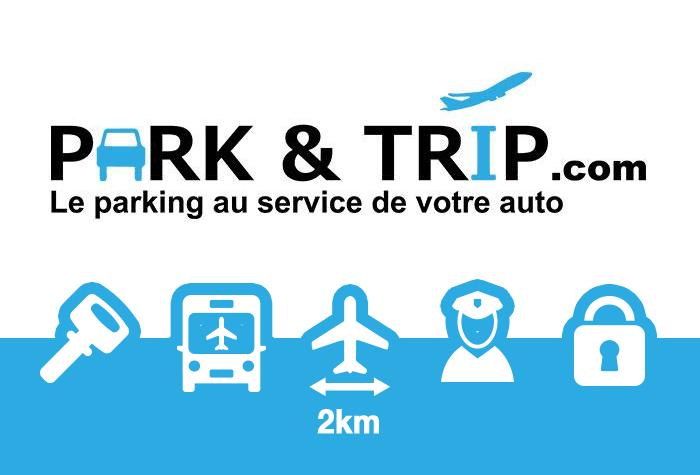 Park & Trip Parkplatz Nantes