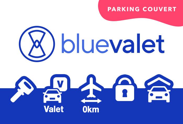 Blue Valet Parkhaus Nantes