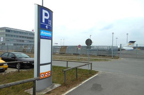 FlugParker - Park- & TransfAIRservice