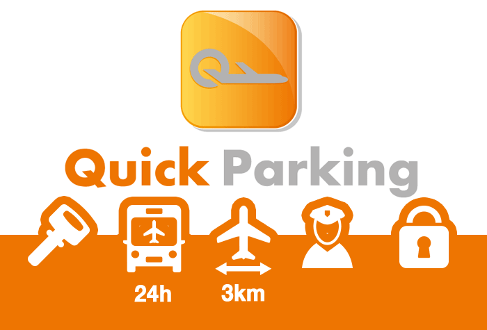 Quick Parking Parkplatz Orly