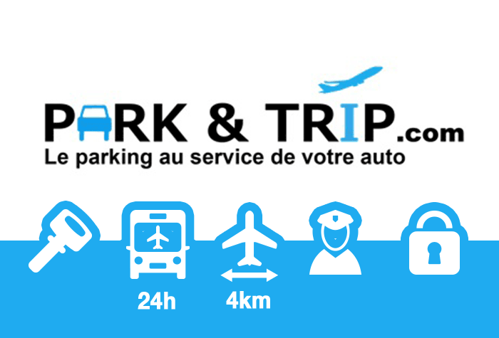 Park and Trip Parkplatz Paris Orly