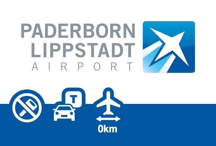 Flughafenparkplatz P7 Paderborn