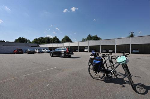 Parkplatz-Passau Freifläche